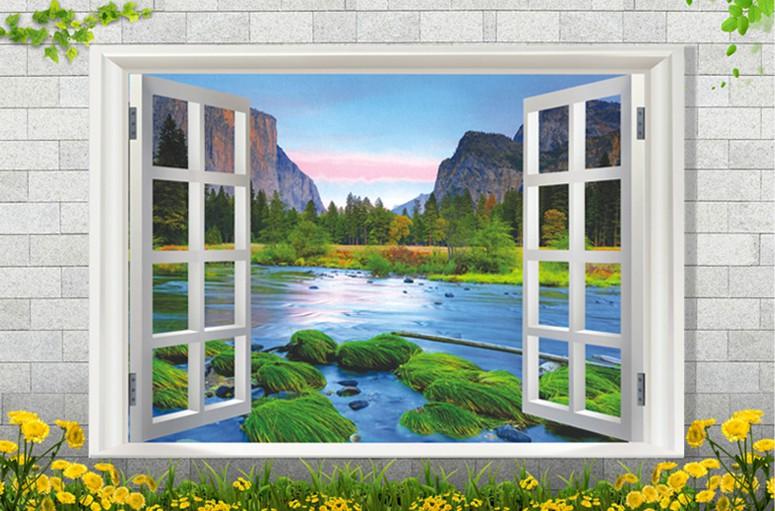 O fereastră deschisă